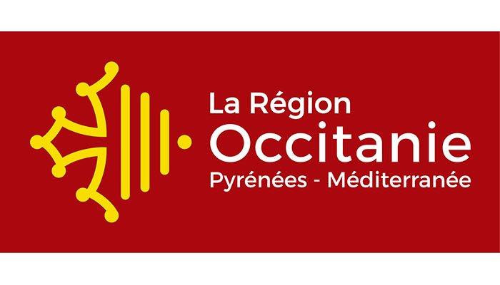 Région Occitanie Pyrénées Méditerranée - Partenaire FDMJC 81 Tarn