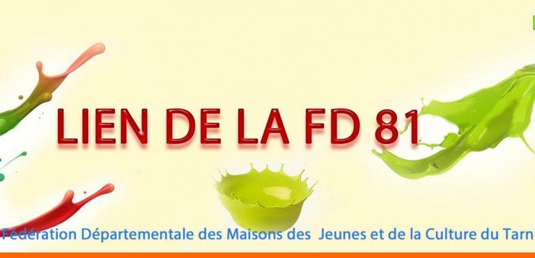 lien de la fédération Février 2020 fdmjc 81